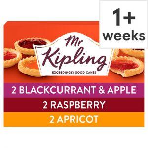 Mr Kipling Jam Tarts 6 Pack