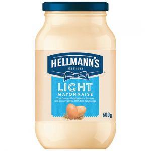 Hellmann's Light Mayonnaise 600g