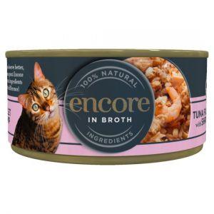 Encore Tuna Prawn Tinned Cat Food 70g