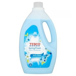 Tesco Spring Fresh Fabric Conditioner 85 Washes 2.6L