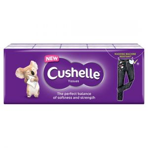 Cushelle Tissues Pocket Pack 10 Packs