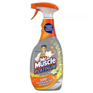 Mr Muscle Platinum Kitchen Citrus 750ml