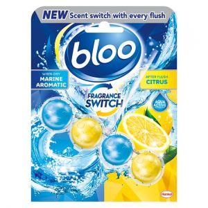 Bloo Fragrance Switch Lemon & Ocean Rim Block 50g