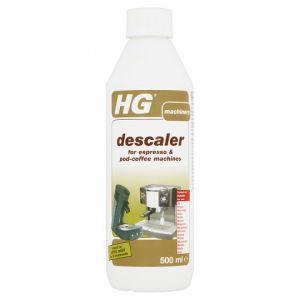 Hg Descaler For Espresso &Pod Coffee Machines 500ml