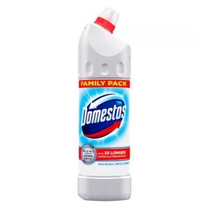 Domestos White and Sparkle Bleach 1.25L