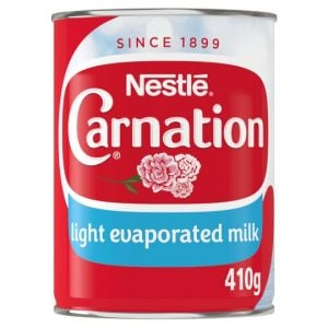 Carnation Light Evaporated Milk 410g