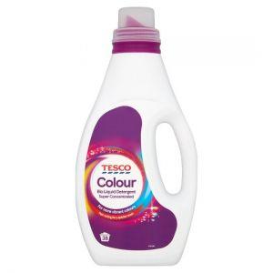 Tesco Super Concentrated Colour Liquid 1.14L 38W