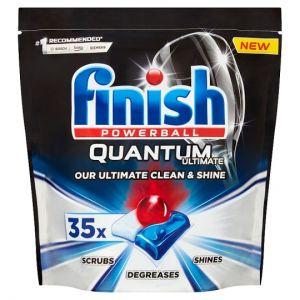 Finish Quantum Ultimate Original 35 Dishwasher Tablets
