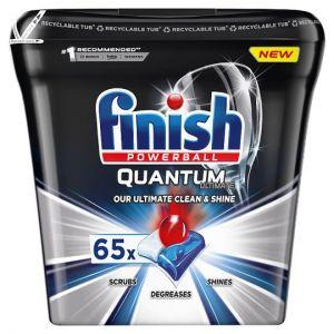 Finish Quantum Ultimate Original 65 Dishwasher Tablets