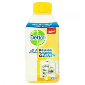 Dettol Washing Machine Cleaner Lemon 250ml