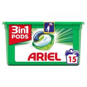 Ariel 3 in 1 Pods Original 15 Washes