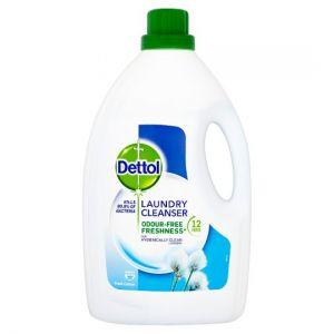 Dettol Laundry Cleanser Fresh Cotton 2.5L