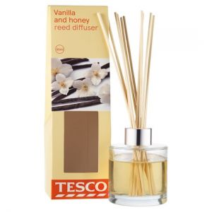 Tesco Vanilla and Honey 90ml Diffuser