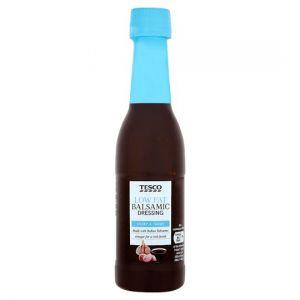 Tesco Low Fat Balsamic Dressing 250ml