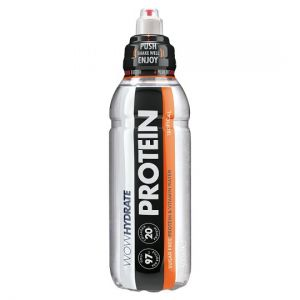 Wow Protein Tropical Water 500ml