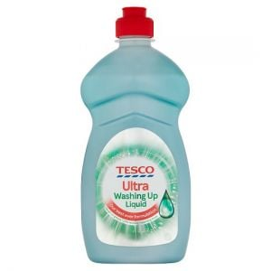 Tesco Ultra Washing Up Liquid 450ml