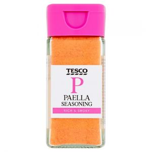 Tesco Paella Seasoning 55g