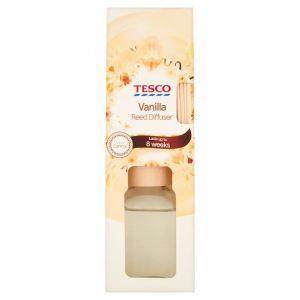Tesco Vanilla Reed Diffuser 80ml