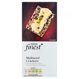 Tesco Finest Multi Seed Cracker 150g