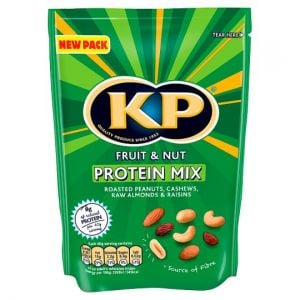 Kp Nuts Fruit and Nut Mix Sharing Bag 120g