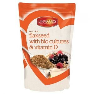 Linwoods Flax Seeds Biological Cultures & Vitamin D 200g