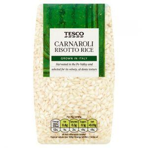 Tesco Carnaroli Risotto Rice 500g
