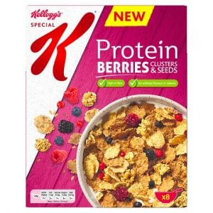 Kelloggs Special K Protein Berries Clusters and Seeds 320g