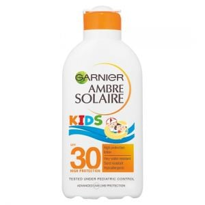 Garnier Ambre Solaire Kids Sun Cream Spf30 200ml