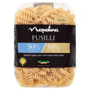 Napolina 50/50 Fusilli 500g