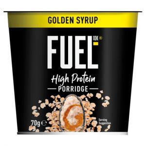 Fuel 10K Golden Syrup Porridge Pot 70g