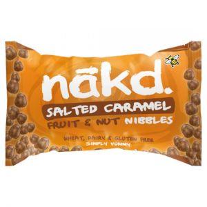Nakd Nibbles Salted Caramel 40g
