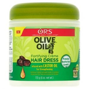 Ors Olive Oil Creme Hairdress 170g
