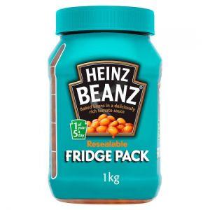 Heinz Baked Beans In Tomato Sauce Fridge Pack 1kg