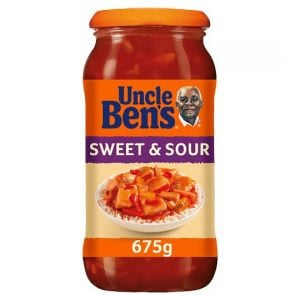 Uncle Bens Sweet and Sour Sauce 675g