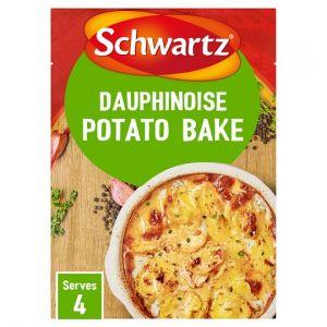 Schwartz Dauphinoise Potato Bake 40g