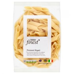 Tesco Finest Pennoni Rigate Pasta 500g