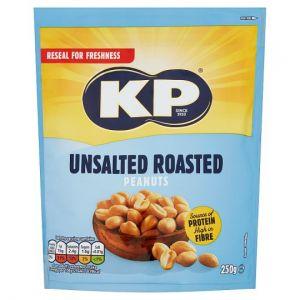 Kp Unsalted Peanuts 250g