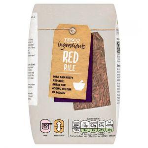Tesco Ingredients Red Rice 500g