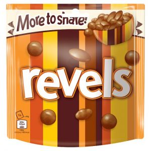 Revels Chocolate Large Pouch 205g