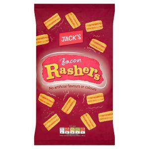 Jack's Bacon Rashers Snacks 150g