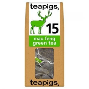 Teapigs Mao Feng Green Tea 15 Tea Bags 37.5g