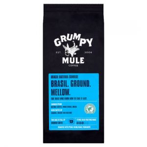 Grumpy Mule Brasil Ground Coffee 227g
