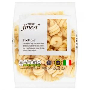 Tesco Finest Trottole Pasta 250g