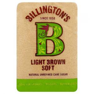 Billingtons Light Brown Sugar 500g