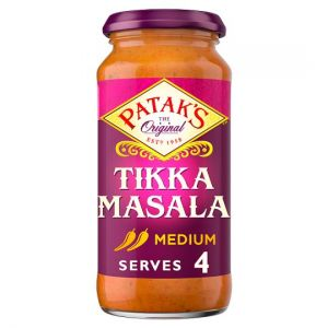 Pataks Tikka Masala Medium Sauce 450g