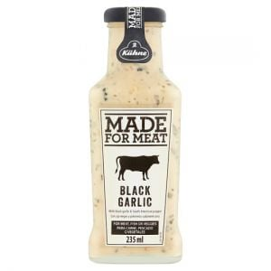 Kuhne Made For Meat Black Garlic Sauce 235ml