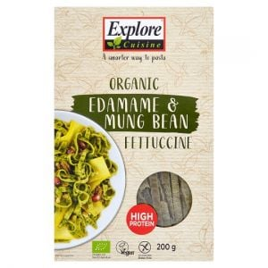 Explore Cuisine Edamame and Mung Bean Fettuccine 200g