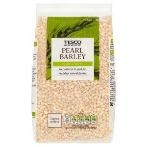 Tesco Pearl Barley 500g