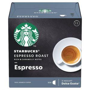 Nescafe Dolce Gusto Starbucks Espresso Roast 12 Capsules 66g