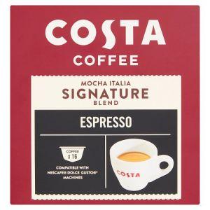 Costa Mocha Italia Signature Blend Espresso 112g